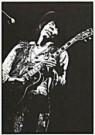 Elliott Landy (1942)  -  Elliott Landy/Jimi Hendrix - Postkaart -  QB073-1