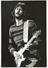 Elliott Landy (1942)  -  Elliott Landy/Eric Clapton - Postkaart -  QB077-1