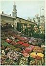 Martin Kers (1944)  -  Bloemenmarkt - Postkaart -  QC044-1