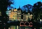 Paul van Riel (1948)  -  Herengracht,A'dam - Postkaart -  QC295-1