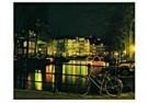 Piet van der Meer  -  Herengracht,A'dam - Postkaart -  QC304-1