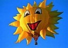 Mark Downey  -  Smiling Sun - Postkaart -  QC354-1