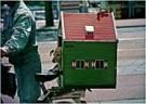 Toon Roest (1942-1996)  -  Kleine verhuizing - Postkaart -  QC401-1