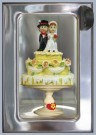 Rolf Unger  -  The Wedding Cake automatiek a typical Dutch vendin - Postkaart -  QC484-1