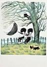 Fiep Westendorp (1916-2004)  -  F.Westendorp/Jip en Janneke - Postkaart -  QFWC026-1