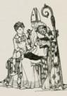 Nans v. Leeuwen (1900-1995)  -  Sinterklaas, ca.1935 - Postkaart -  QSINT009-1