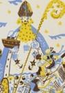 Tonet Timmermans (1926)  -  Sinterklaas, ca.1935 - Postkaart -  QSINT012-1