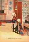 Anoniem  -  Sinterklaas - Postkaart -  QSINT035-1