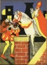 Anoniem  -  Sinterklaas - Postkaart -  QSINT043-1