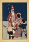 Anoniem  -  Sinterklaas - Postkaart -  QSINT044-1