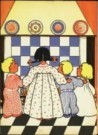 Anoniem  -  Sinterklaas - Postkaart -  QSINT046-1
