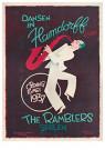 E.M. ten Harmsen van der Beek  -  The Ramblers dansen in - Boek of schrijfwaren -  RPC042-1