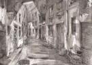 Willibrord Baar (1952)  -  Long tall Sally - Postkaart -  WB064-1