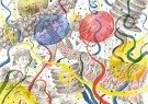 Willibrord Baar (1952)  -  Birthday - Postkaart -  WB160-1