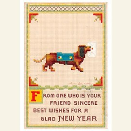Best wishes for a glad new year