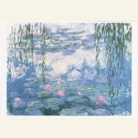 Monet/A.U./ Nympheas