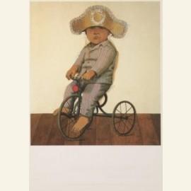 Jonge fietser