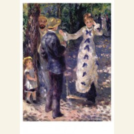 De Schommel - La balancoire, 1876