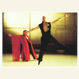 Dance costumes, 2001