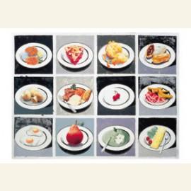 Flavor Plate, 1995 (detail)
