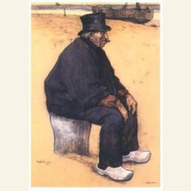 Portret Dirk-Oom