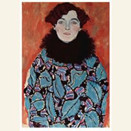 Portrait of Johanna Staude, 1917 - 1918