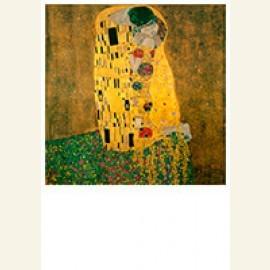 The Kiss (Der Kuss), 1907 - 1908