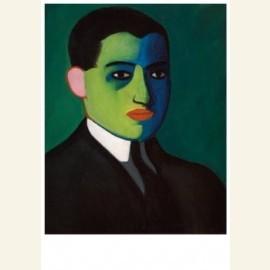 Portret van Heinz Aron, 1929