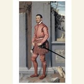 Portret van Gian Gerolamo Grumelli, 1560