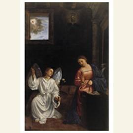 Annunciatie, ca 1538