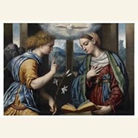 Annunciatie, 1535-1540
