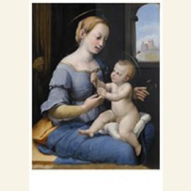 Rafaël(atelier), Maria met kind, ca.1520-1530