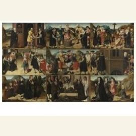 De zeven werken van Barmhartigheid, ca. 1510