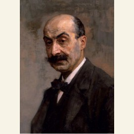 Portret van Max Liebermann, 1904