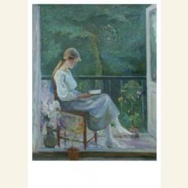 Lezend meisje (Sarika), ca. 1912/14