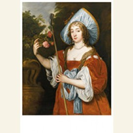 Lady Dorothy Sydney (1617- 1684), Lady Spencer, Later Counte