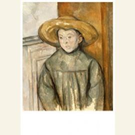 Boy With A Straw Hat