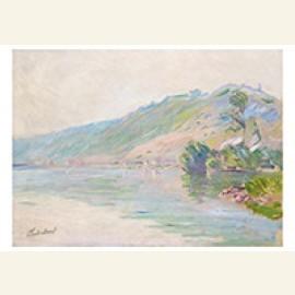 La Seine À Port-Villez, Temps Clair