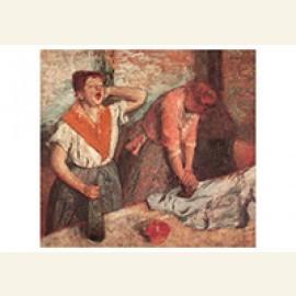 The Laundresses, C.1884