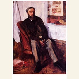 Portrait Of A Man, C.1866