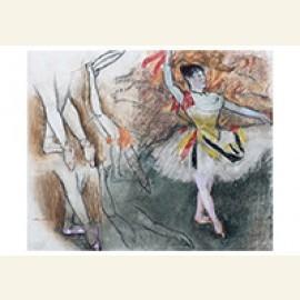 Etude De Nu Pour Une Danseuse