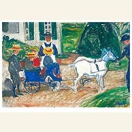 Der Ziegenwagen (The Goats Carriage)