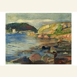 The Tønsberg Fjord