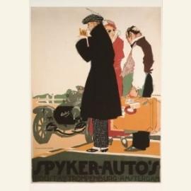 Hem, v.d./Spyker-A./coll.Le C.