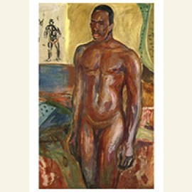 Standing Naked Man. The Source
