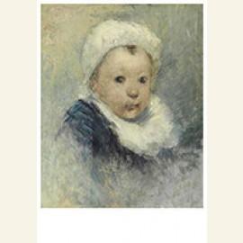 Portrait D'Enfant, Peut-Être Aline Gauguin