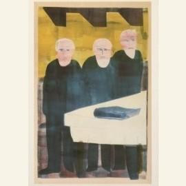 De drie aartsvaders, proefdruk van de tweede serie