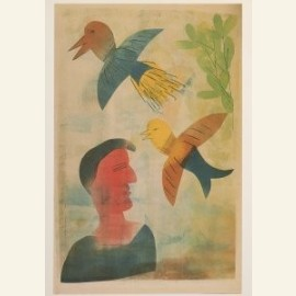 De taal der vogelen, proefdruk van de tweede serie