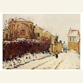 Rue De La Citadelle, Pontoise, 1873