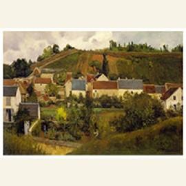 View Of L'Hermitage, Jallais Hills, Pontoise, 1867